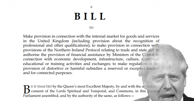 Internal Market Bill